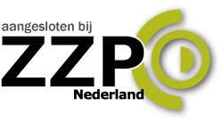 Logo Stichting ZZP Nederland