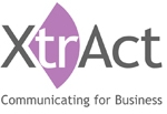 Logo XtrAct Communications